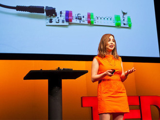 Building blocks that blink, beep and teach | Video on TED.com | 1-MegaAulas - Ferramentas Educativas WEB 2.0 | Scoop.it