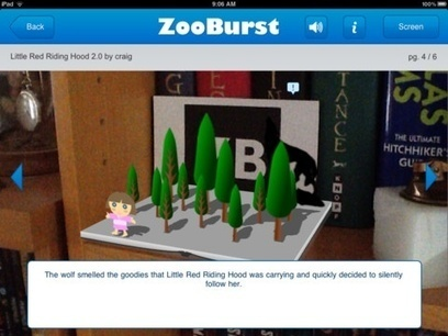 Augmented Reality Apps (for Education & Therapy)   The Future of Information Technology   Scoop.it