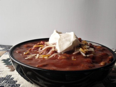 Six Can Chili - If You Can Read, You Can Cook | Food & Recipes | Scoop.it