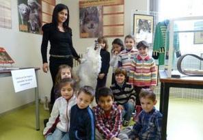 Fumel. Jacinthe et le loup à la bibliothèque - LaDépêche.fr | BD47 | Scoop.it