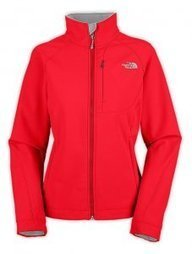 Red North Face Womens Apex Bionic Jacket $105.00 & free shipping! | winter wear | Scoop.it