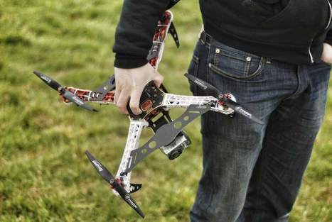 Journalists get wider view with drones   Business Video Directory   Scoop.it