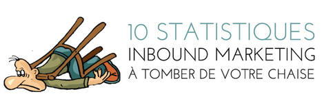 10 stats Inbound Marketing à tomber de votre chaise [Infographie] - Ludis Media | Actualité e-marketing | Scoop.it