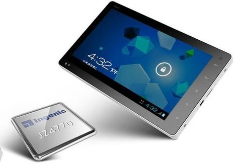 99 USD Android 4.0 Tablet (Novo 7) Powered By MIPS Processor | Embedded Systems News | Scoop.it