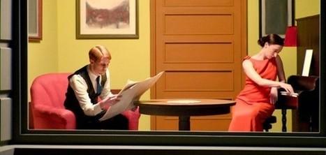 IL Y A 1 AN ...Shirley, visions of reality, le long-métrage qui donne vie aux tableaux d'Edward Hopper | Clic France | Scoop.it
