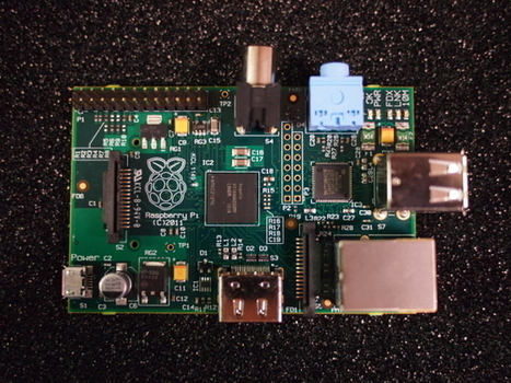 Raspberry Pi, The $25 PC Is Coming In January | Raspberry Pi | Scoop.it