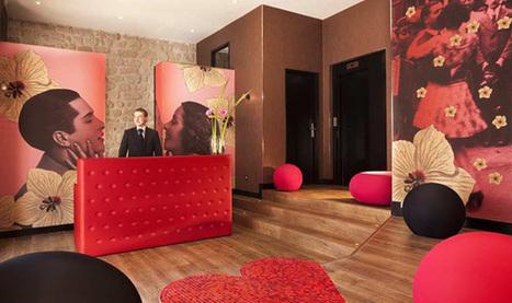 Montmartre Mon Amour, l'Hôtel de l'amour   golem13     Oksana555   Scoop.it