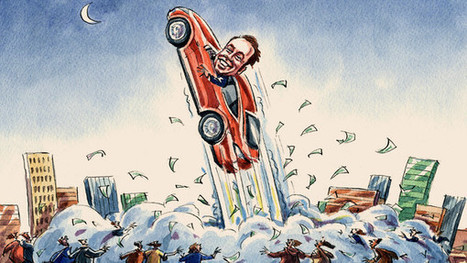 To be rational about Tesla is to miss the point - FT.com   Energy & Sustainability   Scoop.it