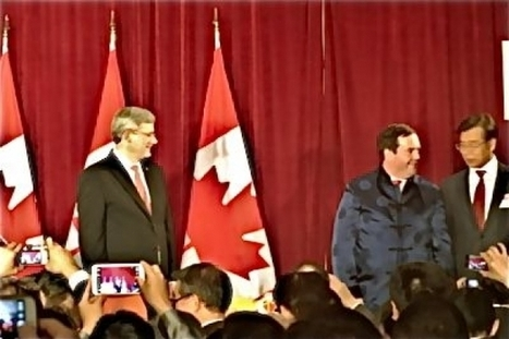 Harper's efforts to engage Chinese Canadian community in Vancouver met with appreciation and confusion | Social Studies 10F | Scoop.it