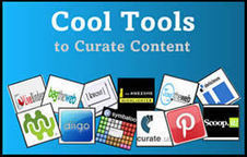Cool Tools to Curate Content | Web 2.0 for Education | Scoop.it