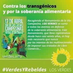 17 de Abril: Día de las Luchas Campesinas contra las Transnacionales y los Tratados de Libre Comercio   Opinión   Scoop.it