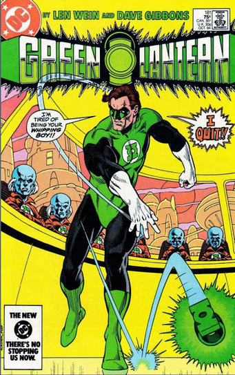 """Super-Blog Team Up Presents:            Flodo's Page: """"The Day They Walked Away"""" Featuring Green Lantern! Part 3 of 6 