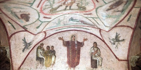 Restored Vatican Frescos May Contain Early Women Priests | No Such Thing As The News | Scoop.it