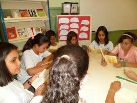 Escola Estadual E.E Frei Galvão: Projeto sala de leitura Superação Jovem | Projeto Sala de Leitura | Scoop.it