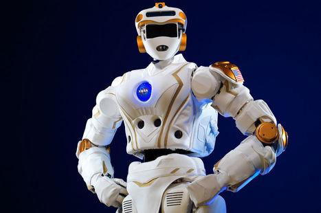 La Nasa lance un concours d'un million de dollars pour programmer son robot spatial Valkyrie | Vous avez dit Innovation ? | Scoop.it