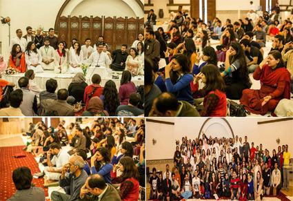 Art of Living brings Lahore together to make a stand for peace - Pakistan Daily Times | Sri Sri Ravi Shankar | Scoop.it