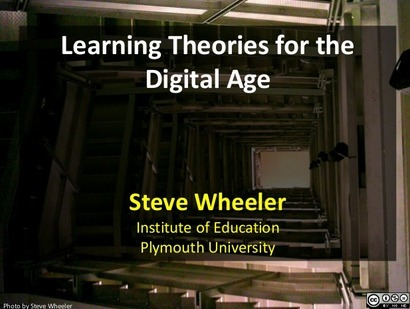 Learning theories for the digital age | Zentrum für multimediales Lehren und Lernen | Scoop.it