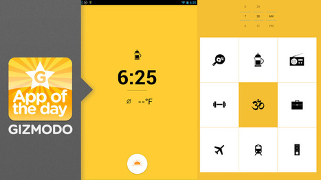 Warmly: Wake Up to the Sound of Bacon With This Friendly Alarm App | Do The Robot | Scoop.it