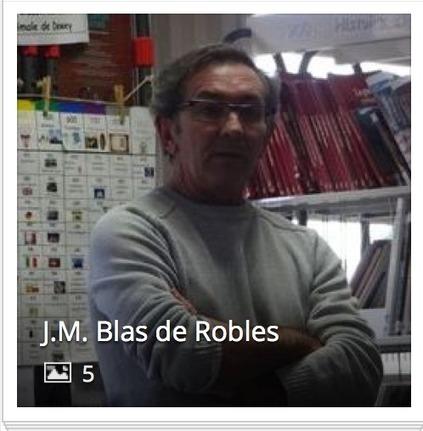 CDI - COLLEGE J. JACQUES ROUSSEAU   Un auteur au CDI : Jean-Marie Blas de Roblès (18/11/2013)   Jean-Marie Blas de Roblès   Scoop.it