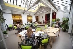 La folie des espaces de coworking à Paris   Economie Nouvelle   Le développement du Coworking et des FabLab, une nouvelle façon d'entreprendre et d'innover!   Scoop.it
