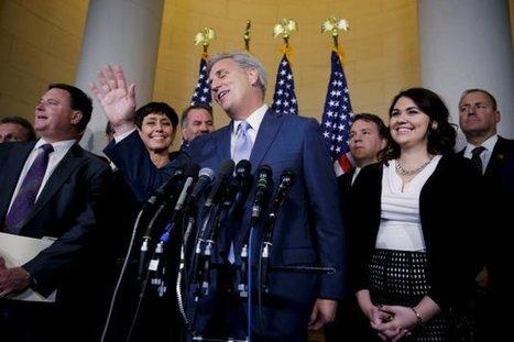 Leading Republican Ryan reconsiders House speaker run: lawmakers - Yahoo News | CLOVER ENTERPRISES ''THE ENTERTAINMENT OF CHOICE'' | Scoop.it