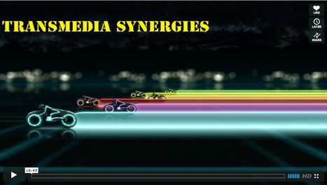 Transmedia Synergies: Remediating Films and Video Games | 3D animation transmedia | Scoop.it