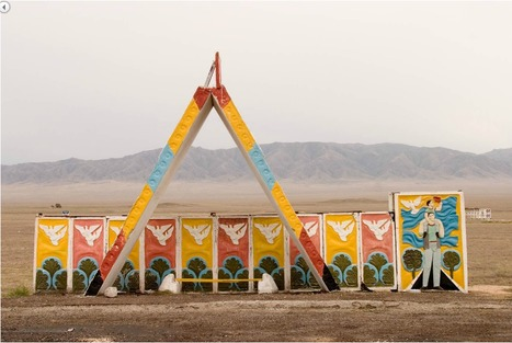- Soviet Bus Stops - by Christopher Herwig | Photographers & Photo projects | Scoop.it