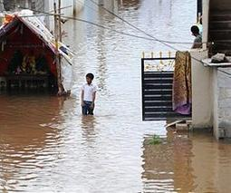 India monsoon floods leave 120 dead | Sustain Our Earth | Scoop.it