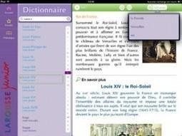 Le Larousse Junior sort sur iPad | Les outils du Web 2.0 | Scoop.it