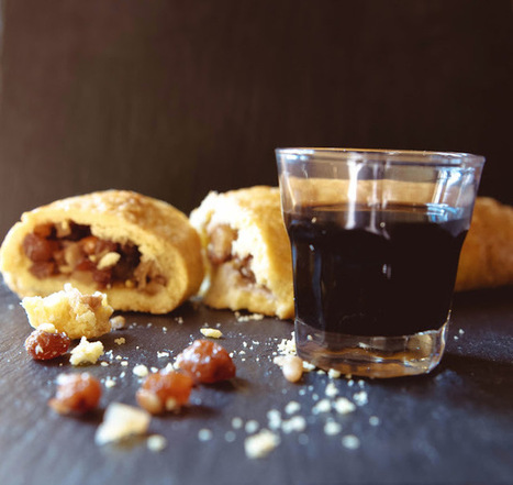 La Tavola Marche: Baking with Wine: Rustic Apple & Pine Nut Roll ~ La Rocciata | Candy Buffet Weddings, Events, Food Station Buffets and Tea Parties | Scoop.it