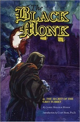 The Black Monk: Gothic Wanderers and the Early Comic Book Superhero | Gothic Literature | Scoop.it