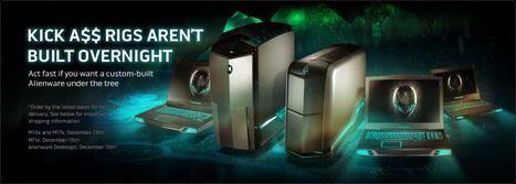 Alienware Computers | All Geeks | Scoop.it