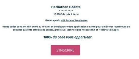 Comment un hackathon peut améliorer le quotidien des patients | A votre santé ! | Scoop.it