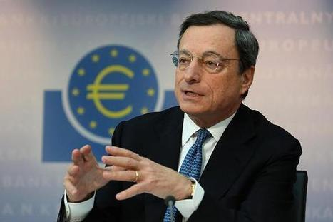 ECB cuts rates to new low of 0.25%, euro sinks | EconMatters | Scoop.it