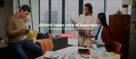#Airbnb expands business #travel focus with @BridgeStreetApt deal | ALBERTO CORRERA - QUADRI E DIRIGENTI TURISMO IN ITALIA | Scoop.it