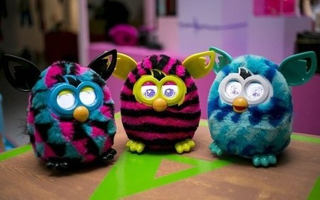 New Furby Boom touted as the top Christmas toy of 2013 | Christmas Toys | Scoop.it