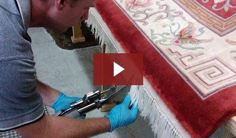 Rug Fringe Cleaning : Oriental, Antique, Modern Rug Cleaning - Boca Raton   Rug Cleaning   Scoop.it