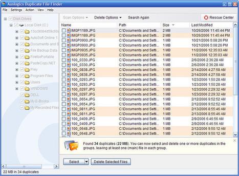 Bersihkan FIle-File yang sama dalam hardisk anda   Computer   Scoop.it