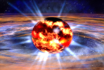 Physicists link neutron stars to earthbound alloys - physicsworld.com | Sciences | Scoop.it