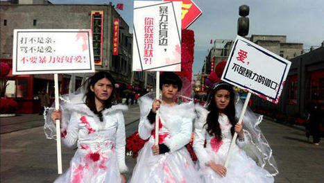 "​Advocating for women's rights in China lands ""Beijing Five"" in custody 