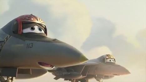 Planes Trailer | Le cinéma, d'où qu'il soit. | Scoop.it