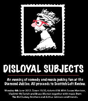 DisloyalSubjects | Culture Scotland | Scoop.it