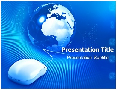 PowerPoint template Presentation for Internet Surfing   Templatesforpowerpoint   Scoop.it