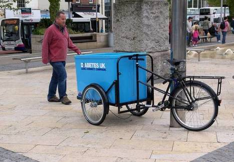 Cargo bike deliveries 'taking over' UK cities, says Guardian | Vertical Farm - Food Factory | Scoop.it