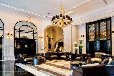 Starwood reopens an Art Deco icon: Prince De Galles, Paris. | Vintage and Retro Style | Scoop.it