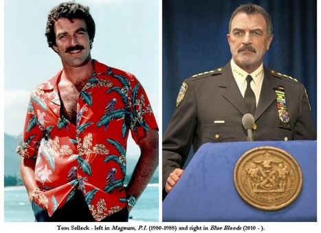 Tom Selleck's Two Leadership Lessons - Forbes | 21st Century Leadership | Scoop.it