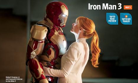 Iron Man 3 : La date de sortie française avancée ! | Les Toiles Héroïques | Heroes Movies | Scoop.it
