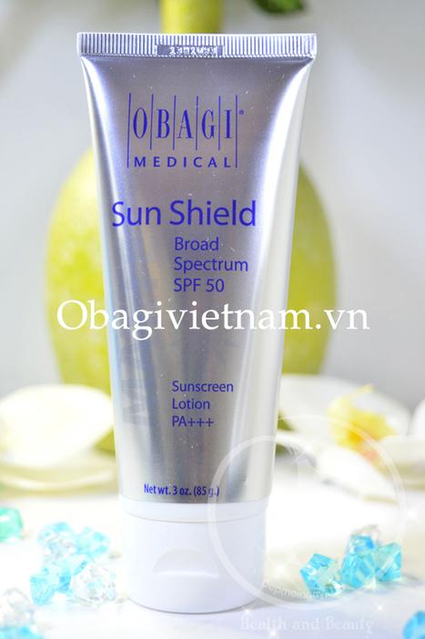 Sunshield Spectrum SPF 50   Obagi Nuderm System   Obagi VietnamObagi Vietnam   Obagi Medical   Scoop.it