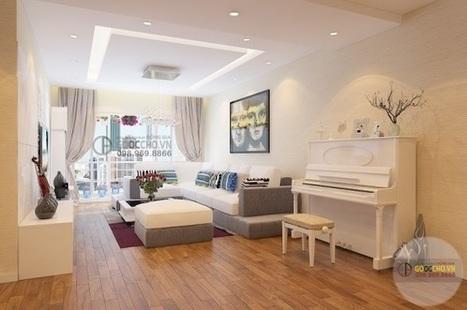 Thiết kế nội thất căn hộ và Những nguyên tắc Vàng | chung cu times city | Scoop.it