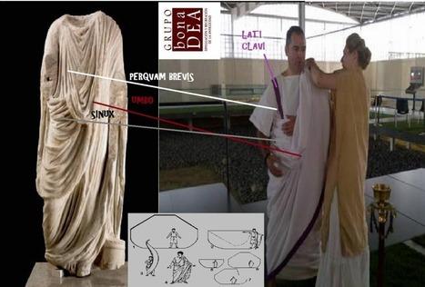 VESTIMENTA Y ADORNO ROMANO   Arte Antiguo Romano   Scoop.it